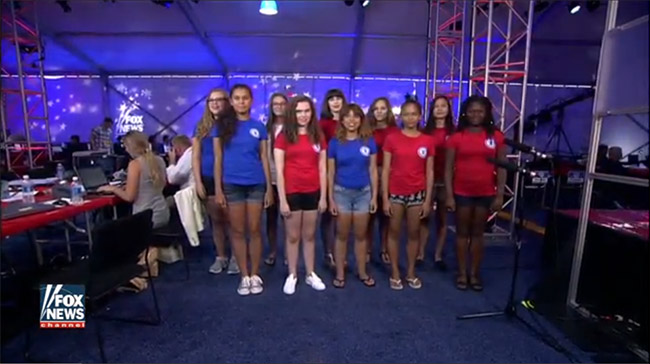 LFS! Girlchoir on Fox News